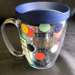 Tervis 16 oz insulated mug